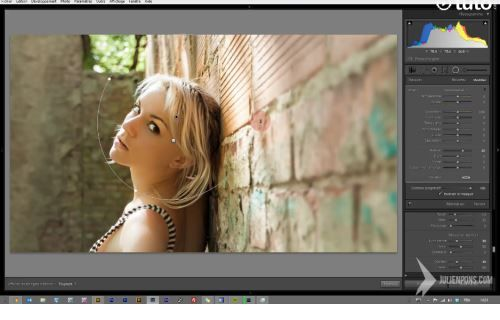 Tutoriel Lightroom 5 : recadrer, retoucher et sublimer un portrait - actualités photo, forum photo, tutoriels photo Nikon Passion