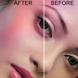 Virtual Makeup In a Snap « yumz.NET – Photoshop, PHP, Autodesk Inventor Tutorials