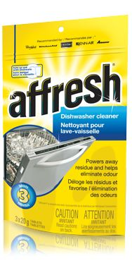 affresh® Dishwasher Cleaner - Affresh