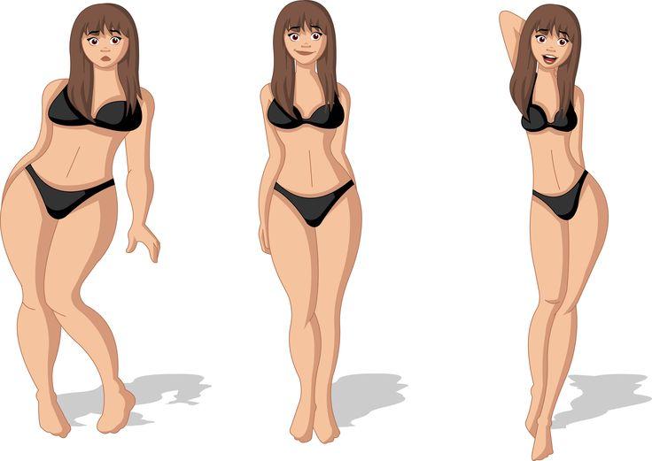 Come liberarsi da acqua e grasso
