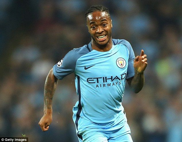 Raheem Sterling has made a fine start to the season with Manchester City under Pep Guardiola