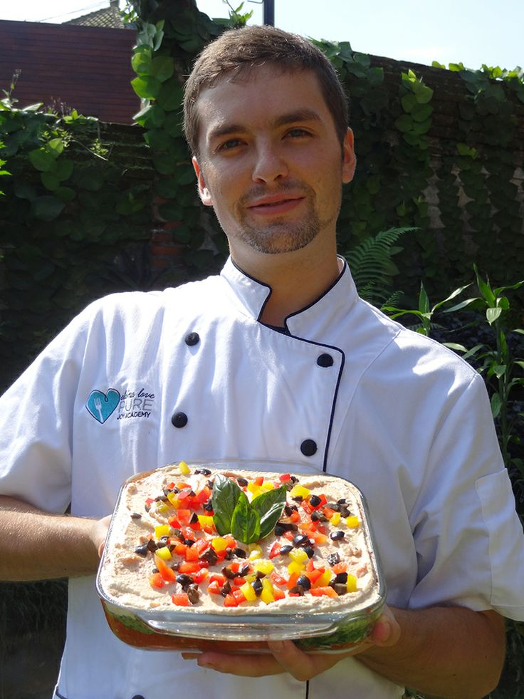 @RawFoodBali is now @ JonnyFreesh !! This is me, Jonny, holding a delicious Raw Lasagna. I will be pinning all the same awesomeness and more with my new account name :)