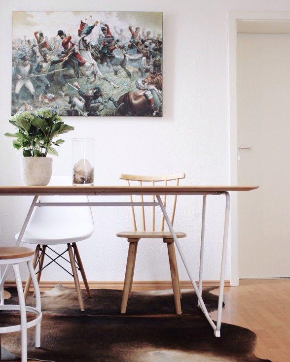 Ikea Mandal Bett Lattenrost ~   Ikea op Pinterest  Schreibtisch Weiss, Holztisch Ausziehbar en