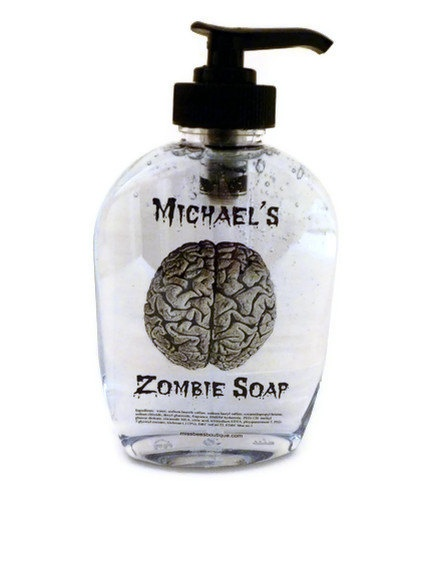 ... on Pinterest   Zombie survival kits, Zombies run and Hand soaps