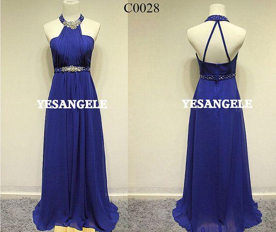 Blue Prom Dresses Long Prom Dresses Celebrity Dresses,Wedding Dresses,Bridal Gown,Evening Dresses