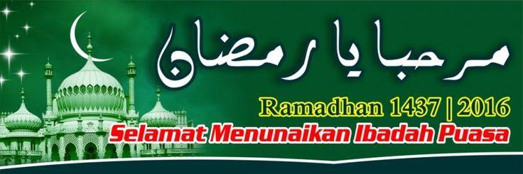 135 best Spanduk Banner Ramadhan images on Pinterest ...