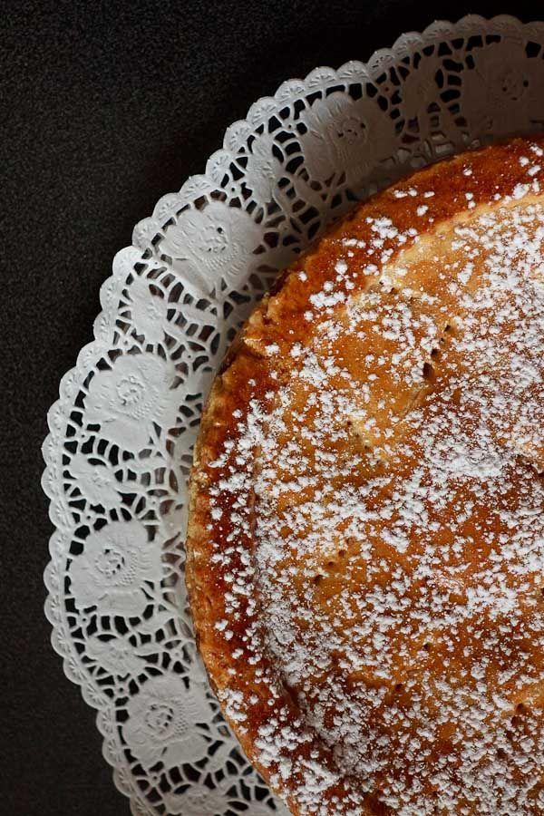 Omas Apfeltorte – der weltbeste Apfelkuchen