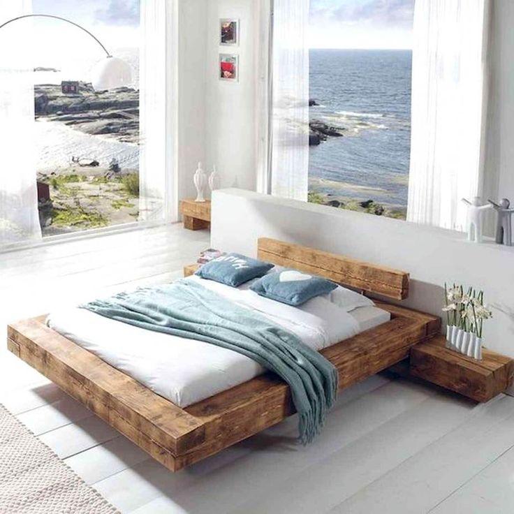 47 Rustic DIY Projects Pallet Beds Design Ideas ...