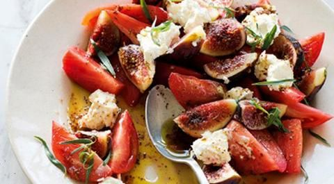 Sabine's Tomato and Fig Salad – Cornersmith