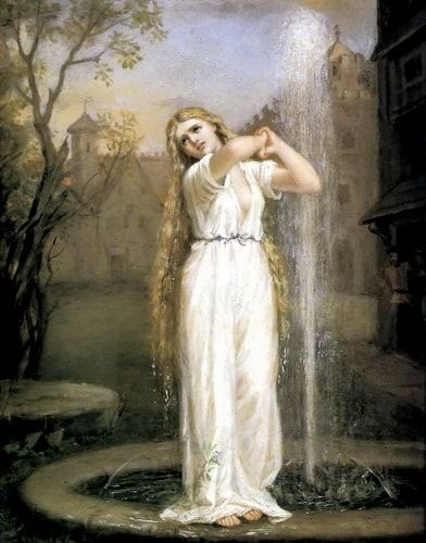 Undine John William Waterhouse