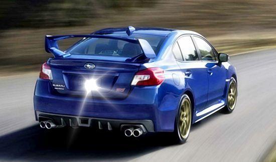 Subaru Wrx Car Review