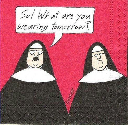 For the Catholic School survivors.