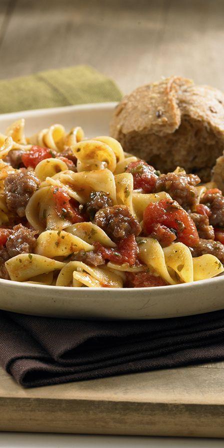 ... Recipe, Noodles Toss, Italian Turkey, Hot Italian, Turkey Sausages