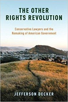 The Other Rights Revolution Studies in Postwar American Political Development