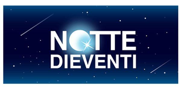 #Logo Nottedieventi