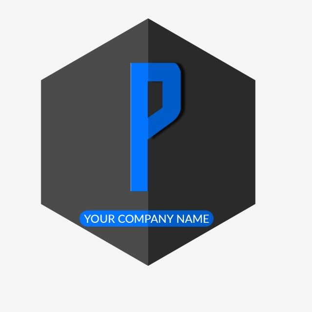 Letter P Logo Design Logo Icons Letter Icons A Png Transparent Clipart Image And Psd File For Free Download P Logo Design Logo Design Free Templates Circle Logo Design