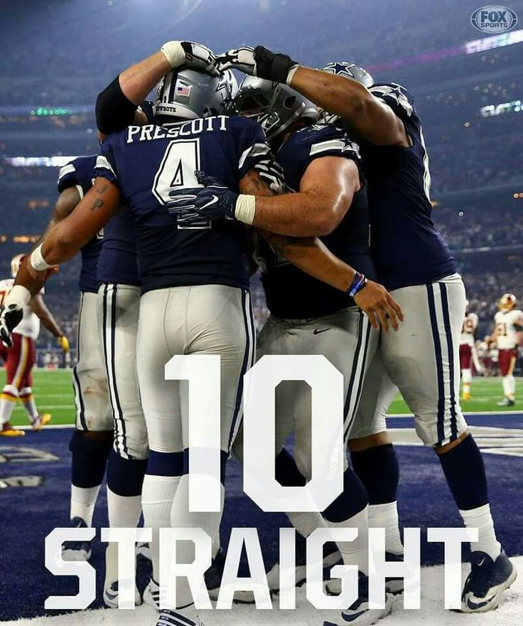 That's what you call teamwork! #DC4L ✭ #CowboysNation