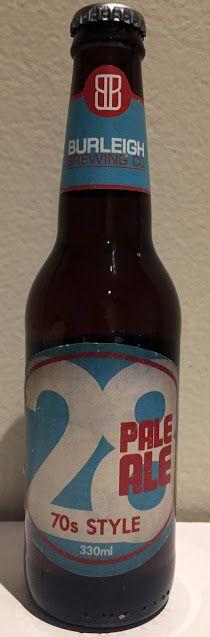 28 Pale Ale, Burleigh Brewing Co., Burleigh Heads, Australia - bought in Sydney, Australia