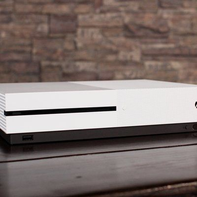 The newest Xbox One S, introduced in #2016, offers a great game lineup on a 40% smaller console with BluRay and 4k.