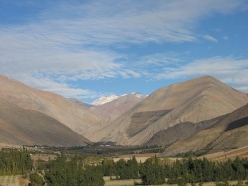 *** VALLE DEL ELQUI CHILE #travel <<< Excelente !! reportajes