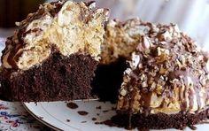 Домашний трюфельный торт. - Школа красоты - Google+