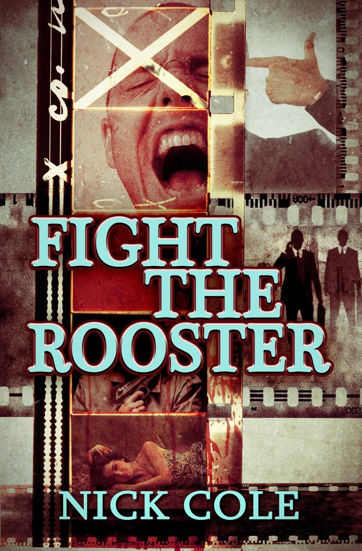 Yup... I'm giving ANOTHER book away FREE TODAY!  It's called Fight the Rooster and it's a literary dark comedy set in Hollywood. So... light, camera, action!  Go grab it for FREE now from Amazon Now! Celebrity Editor David Gatewood called Fight the Rooster the Best Novel of 2016. It's the sto