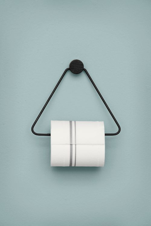 ferm living WC-Papierhalter