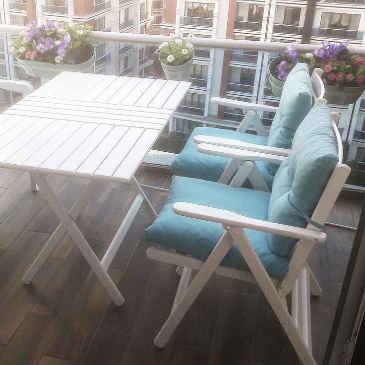 #balkonda beyaz masa isteyenler için bir çok ölçü seçeneği mevcut����#bambu #rattan #teak #iroko  #bahçe #bahçekeyfi #bahçede #balkon #balkonkeyfi #dekorasyon #içdekorasyon #outdoorlife #outdoordesign #picoftheday #instadaily #stylish #mobilya #bahcemobilyasi #balkonum #renkler #colour #patio http://turkrazzi.com/ipost/1523109469154808755/?code=BUjK_4PAZOz