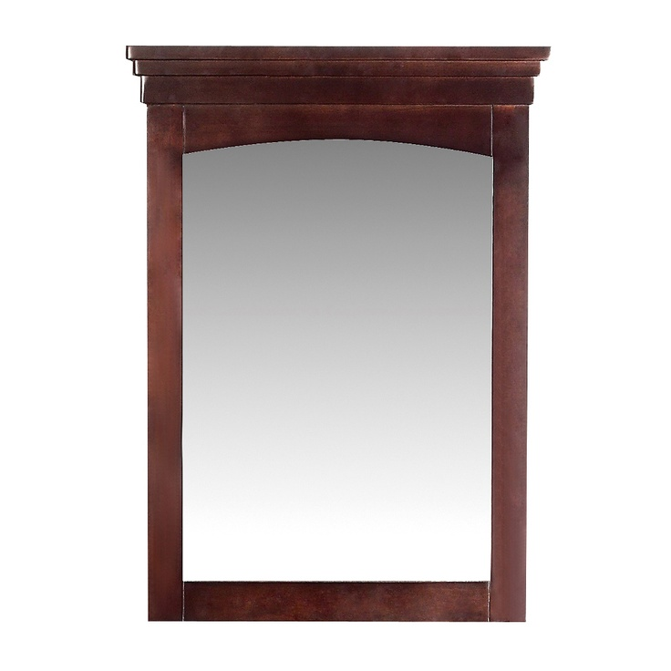 $109.99 The Simpli Home Yorkville Vanity Mirror is designed to match our Yorkville Collection Vanities. The mirror matches the classic style of the collection.