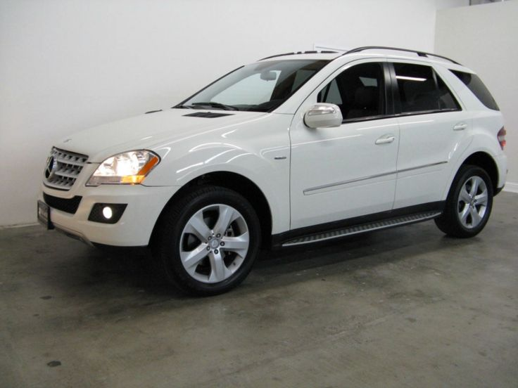 "2009 Mercedes-Benz ML320 BlueTEC Turbo-Diesel AWD 7-Speed   Can't wait to get this. My dream SUV. Oh yeah baby!! It just says ""Alyssa"""