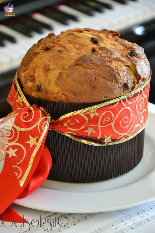 panettone natale con Miss Baker