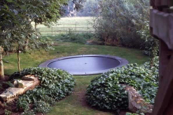 How To Install Inground Trampolines