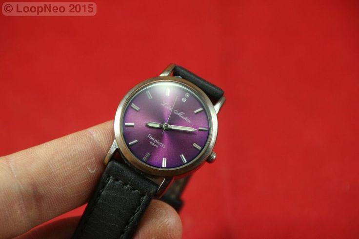 http://r.ebay.com/BTwwrM Reloj de Pulsera - LOLA MUÑOZ  vía @eBay @petitsencants #PetitsEncants #ebay #Brocanter #wristwatch #PetitsEncantsBCN #Oddities #Antiques #clock #watch #wristwatch
