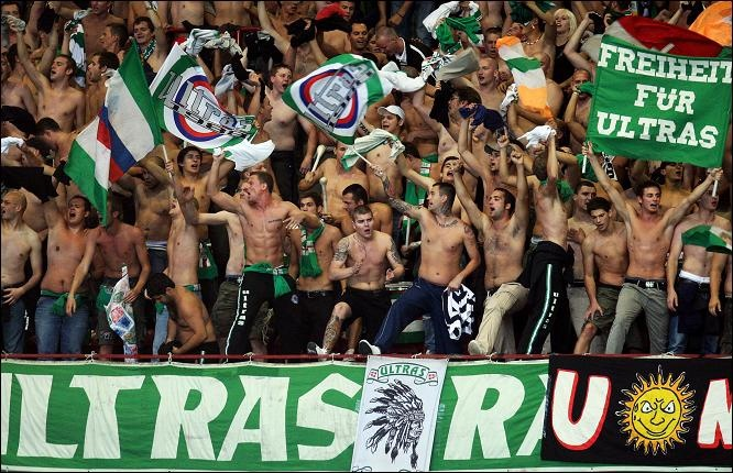 Rapid Vienna Supporters