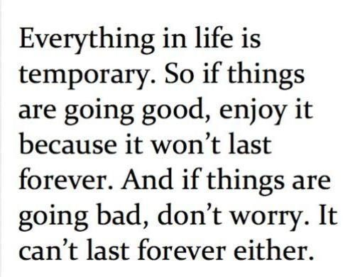 Quotes to live by: Life Quotes, Remember, Life Lessons, Wisdom, Temporary, Truths, So True, Favorite Quotes, Inspiration Quotes