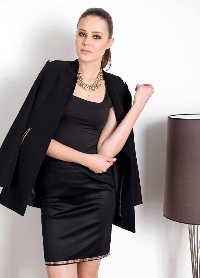 SATEEN Life Etek Markafoni'de 49,99 TL yerine 24,99 TL! Satın almak için: http://www.markafoni.com/product/5657714/ #ofisstili #ofismodasi #moda #markafoni #elbise #siyah #beyaz #fashion #style #officestyle #video #girl #model