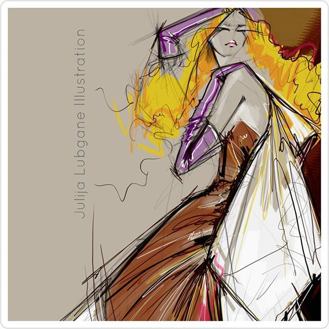 More archives ! #fashion #art #illustration #artist #chicago #woman #runway #apparel #drawing #julijalubgane #etsy #coroflot #mylife #canvas #followme #inspiration #style #color #freelance #famous #painting #interior #decor #wall #gift #present #holidays #Nye