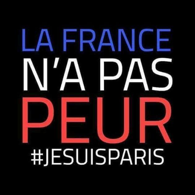 JE SUIS PARIS - Unification France