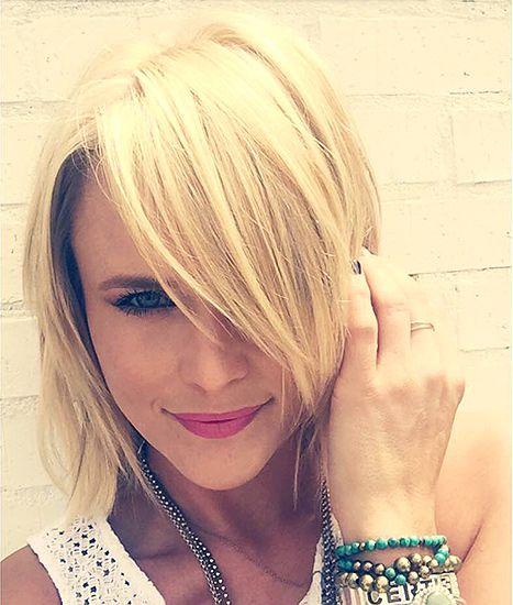 Miranda Lambert's New Bright Blonde Explained by Her Celeb Hairstylist - Us Weekly