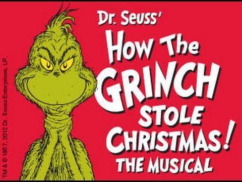 The grinch who stole christmas cartoon full movie part 1 ✿☞ ★™*♫* ❁◕ ‿ ◕❁