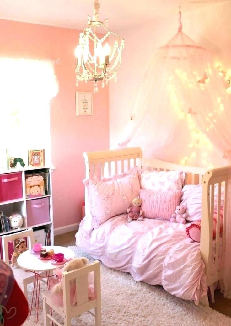 32 Attractive Girl Bedroom Ideas With Princess Themed Decorations Girl Bedroom Decor Toddler Bedroom Girl Pink Bedroom For Girls