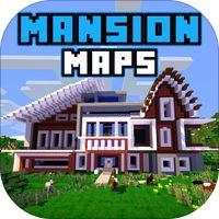 MANSION MAPS for Minecraft PE - The Best Maps for Minecraft Pocket Edition (MCPE) av Alex Rastorgouev