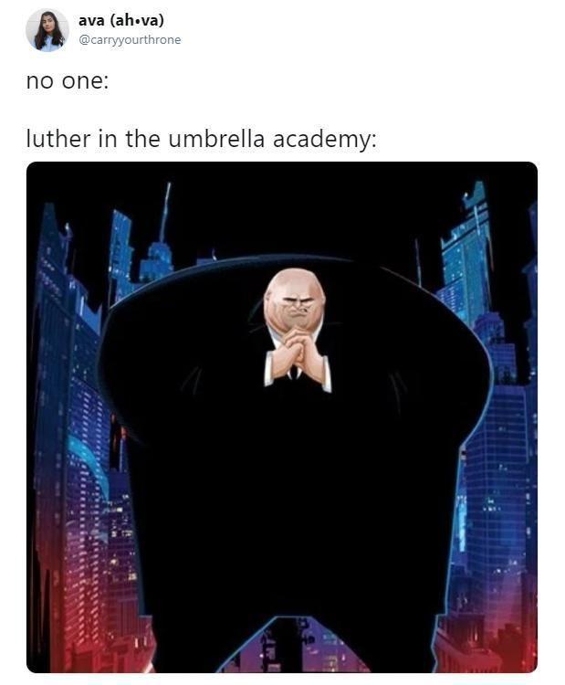 Umbrella Academy Memes Five Funny Umbrella Umbrella Funny Memes