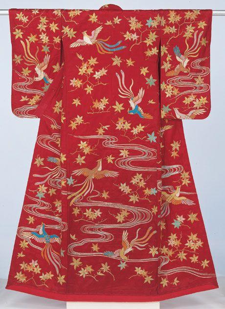 Kabuki costume kimono, early Showa period, Japan
