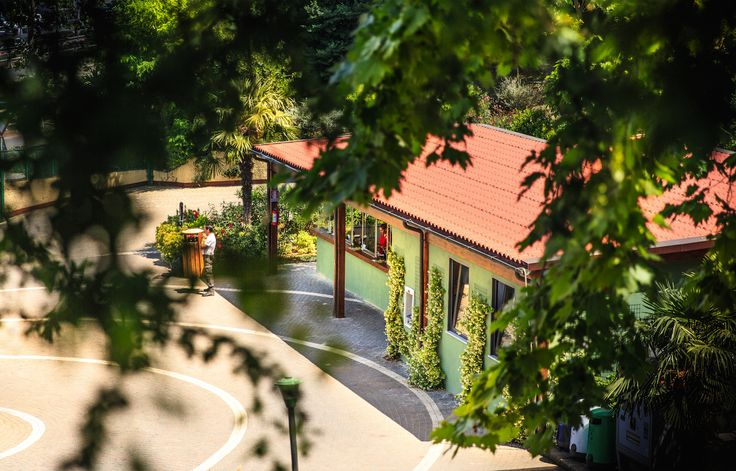 reception - Camping Village Roma