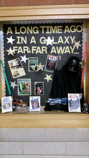 Star Wars Display