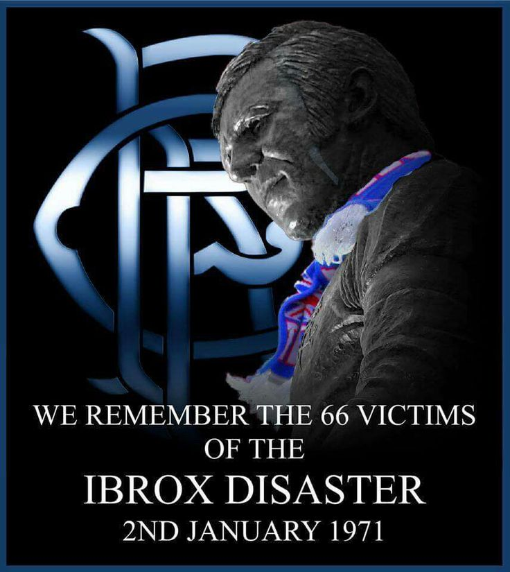 Remember the 66 #RangersFamily #RFC