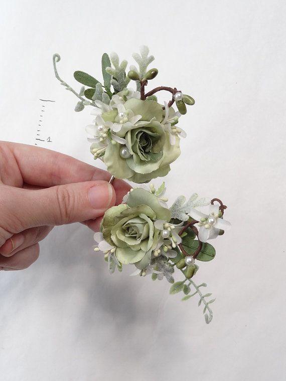 17 mejores ideas sobre accesorios de flores para el pelo - Accesorios de jardin ...