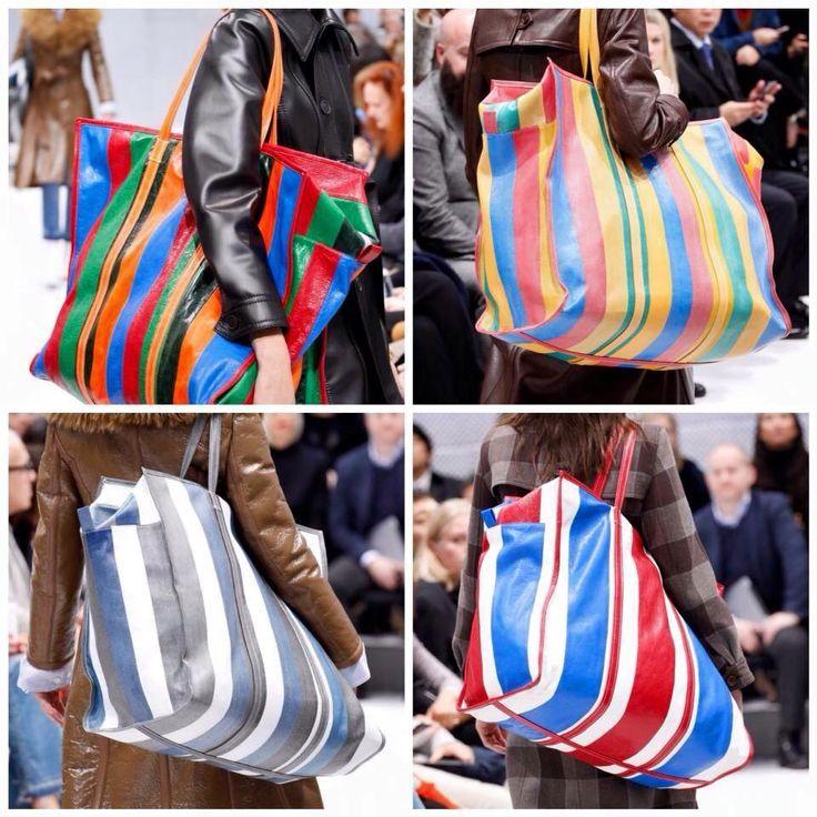 тайская сумка торгаша баленсиага, тайская сумка похожа на дизайнерскую, прикол с тайской сумкой барахольщика, тайская сумка с рынка,