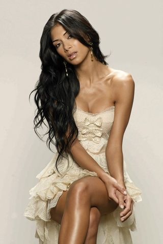 Nicole Scherzinger...The Most Gorgeous woman in the World! My Idol...Loveeee her!! :)